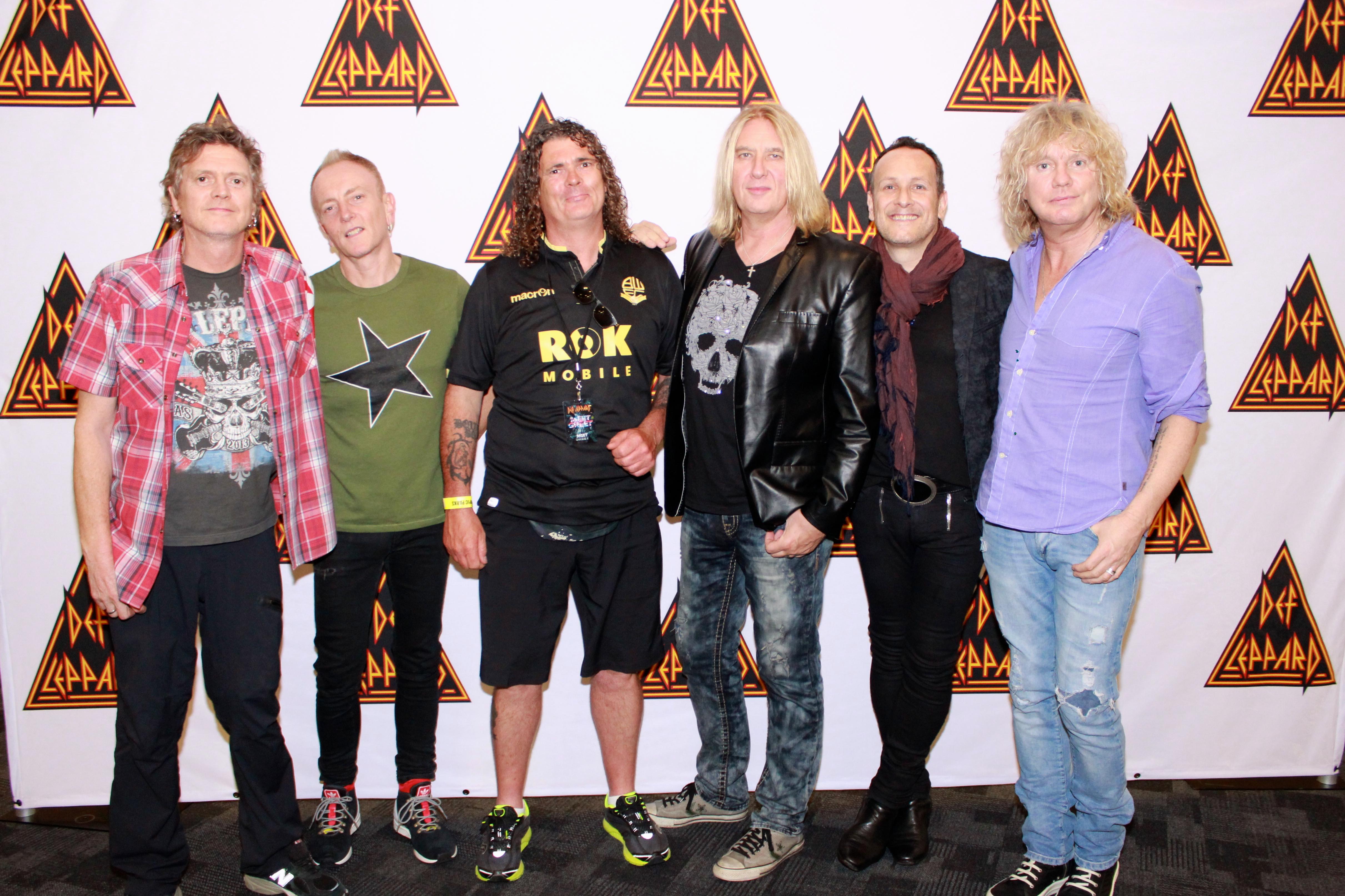 Def Leppard Rock Brigade